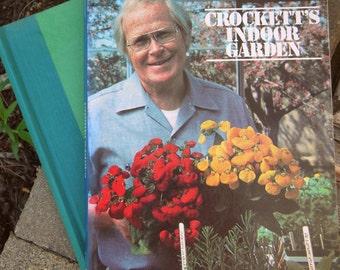 Crockett's Victory Garden by James U. Crockett (1977, Paperback)