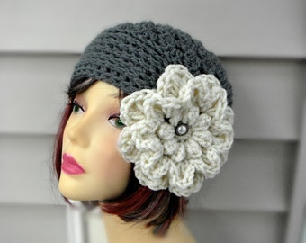 Womens Crochet Hat Womens Hair Accessories Winter Hat Crochet Accessories