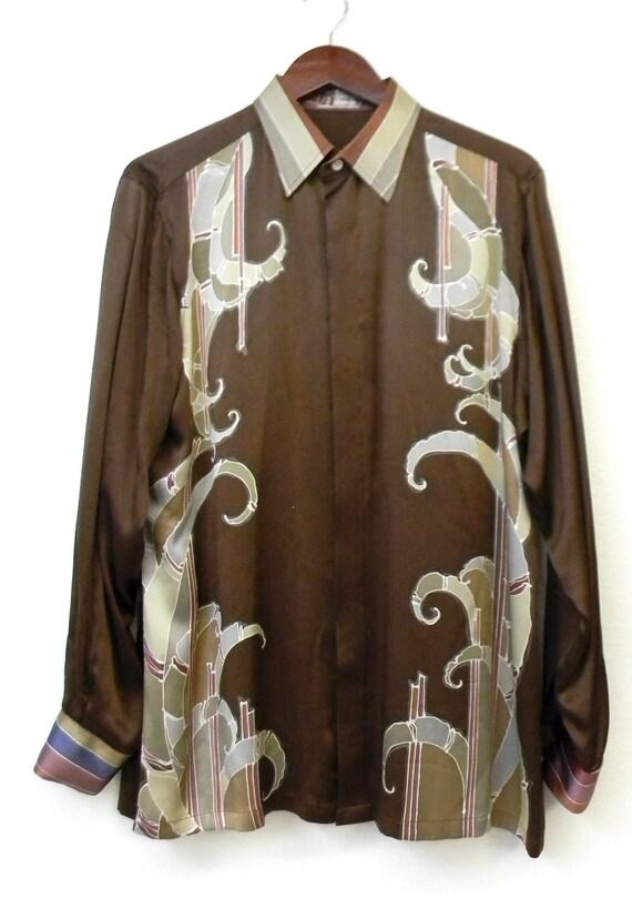 Men 39 S Vintage Dress Shirt Men 39 S Shirt Tailoring
