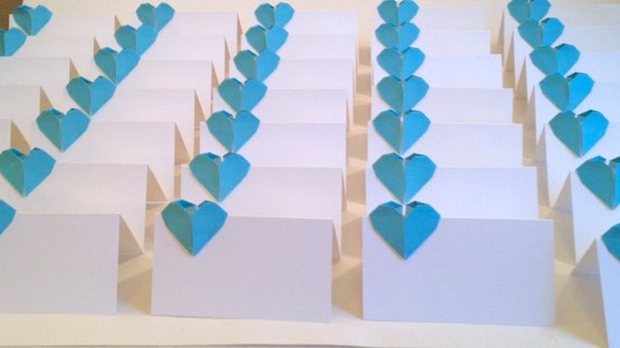 items similar to place cards wedding escort cards