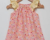 Custom Easter Dress Girls Size 12 months FOR MEGAN ONLY