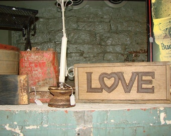 Wedding Sign, Barn wood sign, Love, Wedding Decorations, Rustic Wedding, Rustic sign, Valentines Day
