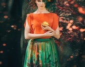 Tulip blooms - skirt