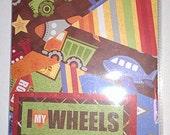 I love Wheels - photo album instax polariod