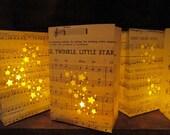 1 Twinkle Twinkle Little Star, Night Light, Custom Made, Star Night Light, Bedtime & Good Sleepytime Vibes, Music, Nursery Rhyme, Nursery
