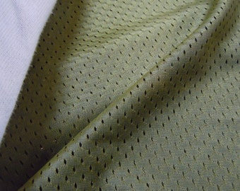 White micro mesh fabric sports mesh athletic mesh fabric for Space dye knit fabric by the yard