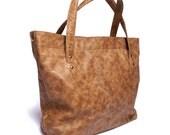 SALE Leather bag , minimalist leather oversized bag, leather tote bag, everyday bag, shoulder handbags, shopper bag