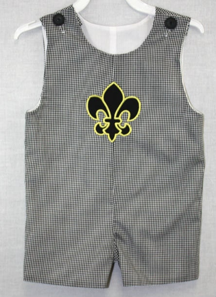 Baby Football Outfit Baby Boy Clothes Mardi Gras Clothing
