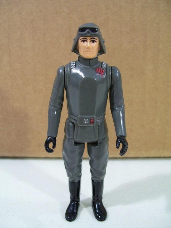 Star Wars Toys 1980s : Vintage star wars at commander action figure lfl hong