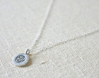 Om Necklace //