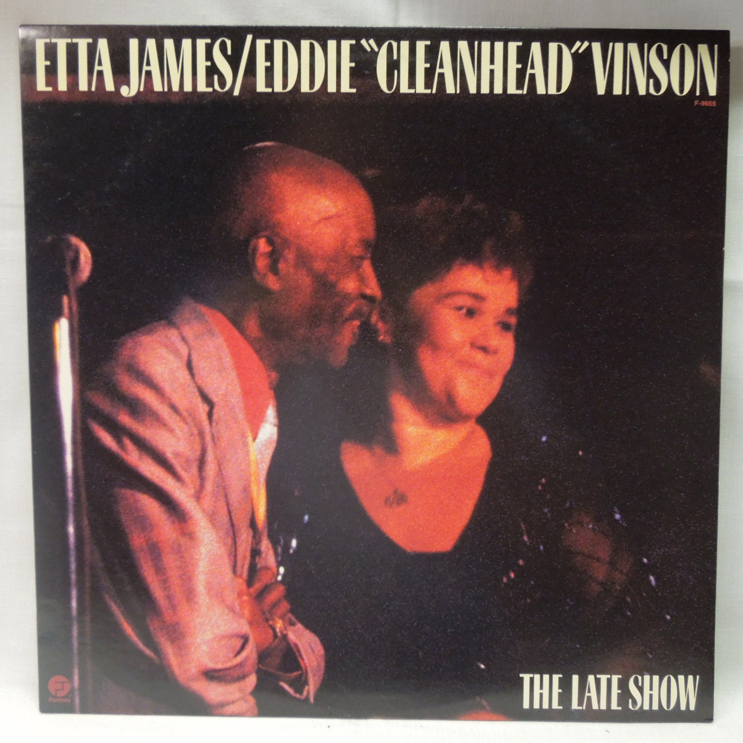 Etta James Record Etta James And Eddie Cleanhead Vinson