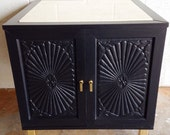 Reserved for Camille - Gorgeous Cabinet with Marble Top