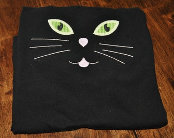Cat Face Shirt