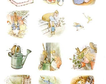 Tale of peter rabbit | Etsy