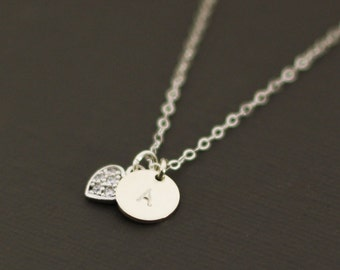 Roman Numeral Necklace Wedding Date Necklace Name By Ninakuna