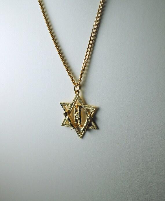 Vintage Star Of David 10