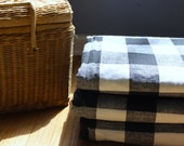 Waterproof Picnic Blanket-Gingham Choose your color