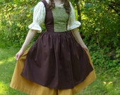 Hobbit Outfit / Costume for Ladies and Girls