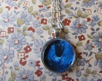 Han Solo Carbonite Necklace