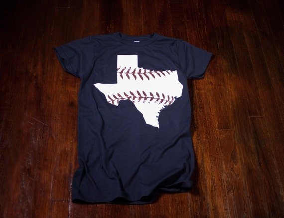 Texas rangers texas baseball ladies tshirt in buy any by for Texas baseball t shirt