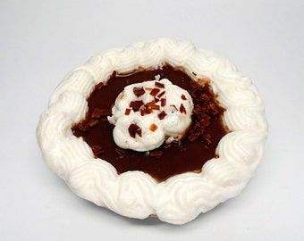 Scented Chocolate Cream Pie Candle