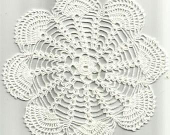 White Center Crochet