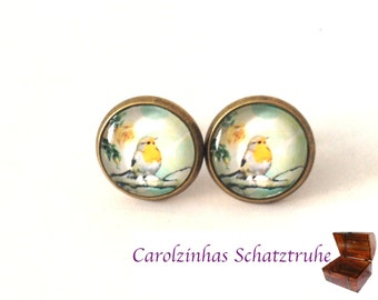 Birdy - Earrings