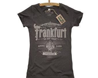 T-Shirt Frankfurt Oder Grey