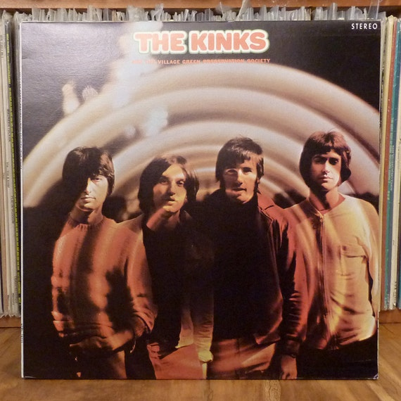 The Kinks Vinyl Are The Village Green Preservation Society