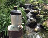 Pristine Condition! - Swiss Army Canteen and cup with handle - Flask