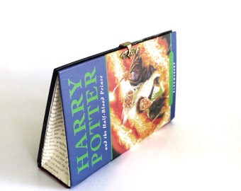 Geeky Book Clutch Harry Potter and the Half-Blood Prince Purse
