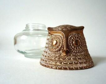 Vintage 1970s Avon owl