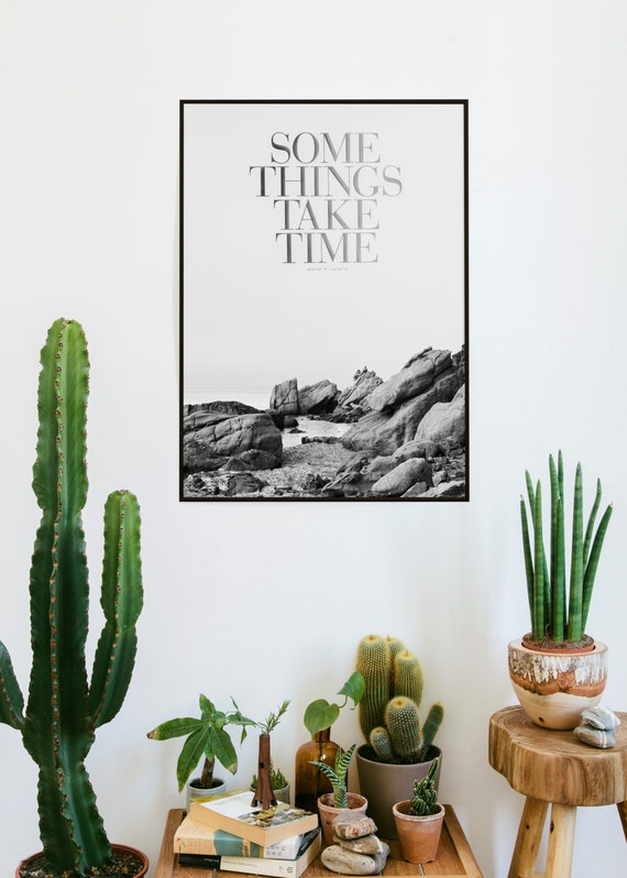 VENTA -30%. Some things take time. DARKSILVER edition. Photography in B/W print and darksilver stamping. Photograph by Salva López