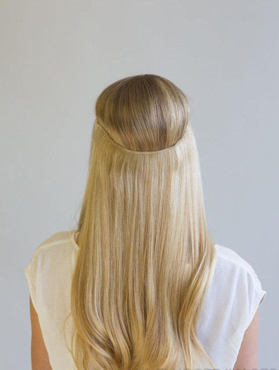 24 100g Magic HALO Miracle Secret Wire 100 Human Hair