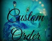 Reserved for Laura - Custom order