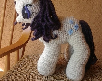 Cusotme made My little poney  Doll