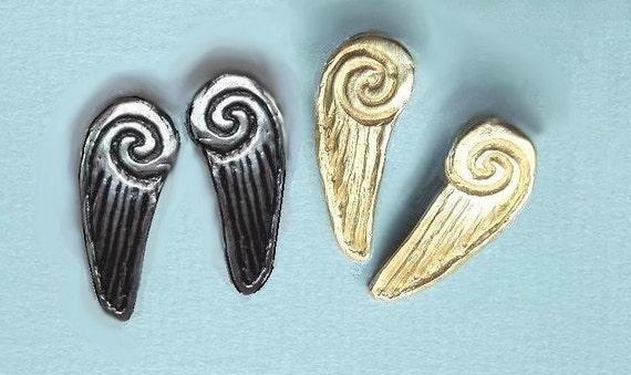 Celtic Angel Symbol Celtic Earrings Angel