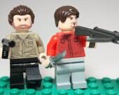 Wandering Dead   Rick Grimes & Daryl Dixon