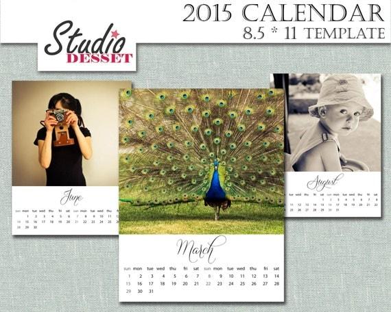 Calendar Diy Software : Calendar diy template printable