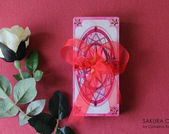Sakura Cards from Cardcaptor Sakura (full set)