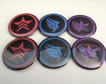 Mass Effect Morality Buttons
