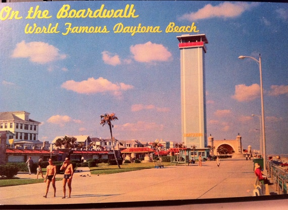 Playground On Daytona Beach Boardwalk