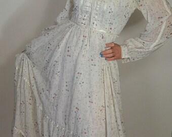 Gunne Sax Maxi Dress