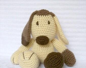 Crochet Animal, Crochet Dog Stuffed Animal, Plush Dog, Crochet Puppy, Stuffed Dog, Puppy Plush, Dog Plush, Stuffed Puppy, Toy Dog, Toy Puppy