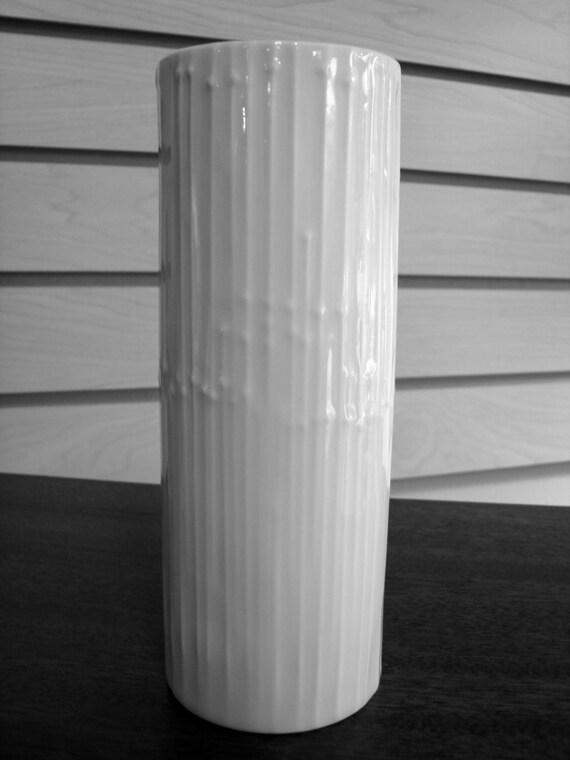 vintage rosenthal vase studio line porcelain tapio wirkkala