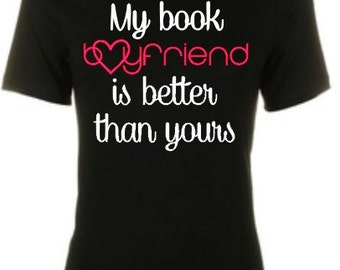 My book boyfriend is better than yours!
