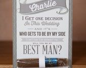 Will You Be My Groomsman?...