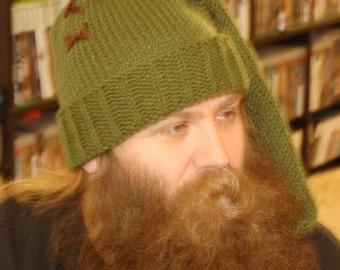 Zelda Hat Knitting Pattern : Videogame hat Etsy