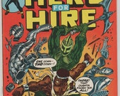 Luke Cage, Hero for Hire (Power Man and Iron Fist) Vol 1, 6, Bronze Age Comic Book.  VF. February 1973, Marvel Comics