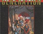 1993 Cyberpunk 2020 CyberGeneration Roleplaying Supplement. VF-. R. Taslorian Games.